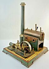 Early spielzeug dampfmaschine from