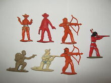 Hilco indians cowboys made by 7 in