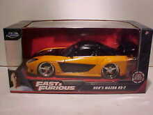 Fast and furious han s mazda rx 7
