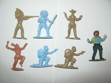 Hilco cowboys indians made by 6 in