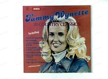Wynette 20 country classics uk lp