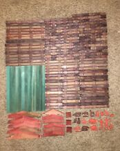 1940 s lincoln logs set of 300
