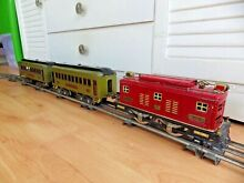 Collectable standard gauge 3 rail