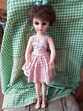 Type doll 14r doll 19 tall circa