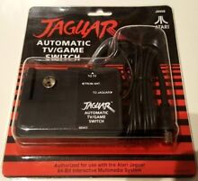 Automatic tv game switch brand new