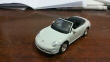 Welly 1 60 porsche 911 s white good