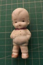 Doll japan bisque china 7cms high