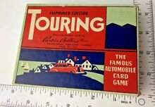 Touring 1947 card game parker