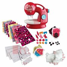 Machine of sewing of toy sew cool