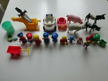 Little people helicopter plus