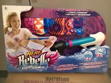 Nerf rebelle super soaker