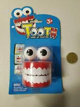Tooth chatter eyes