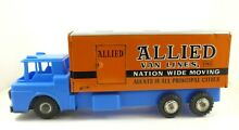 Allied van lines friction toy truck