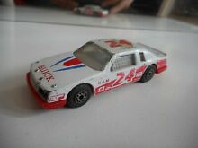 Buick le sabre stock car in white