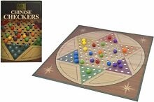 Luxury traditional checkers game