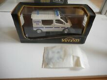 Renault trafic ambulance in white