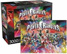 Aquarius power rangers 3000piece