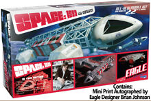 Space 1999 space eagle transporter