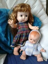 Sweet hard plastic bnd dolls 13 and