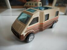 Winnebago in light brown
