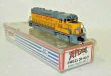 N scale dcc ready union pacific