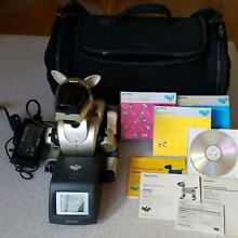 Sony aibo gold ers 210