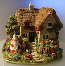 Away from home cottage l2491 signed
