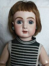 Rare jules french bisque doll