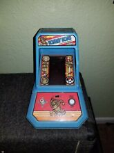 1981 authentic donkey kong tabletop