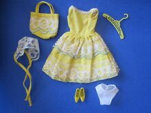 Complete mattel outfit fresh as a