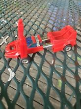 Gobots turbo tonka 1982 mr 7 red