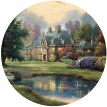 Lakeside manor by 500pc puzzle new