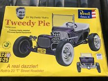 Revell ed big daddy roth s tweedy