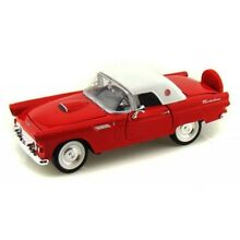 Motormax 1 24 1956 red new