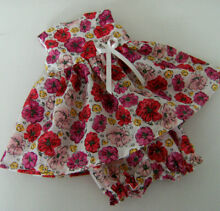 Pretty floral summer dress knickers