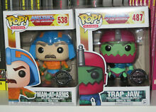 Man at arms trap jaw pop exclusive