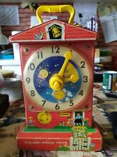 Carillon fisher price toy