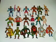 Motu masters of the universe lotto