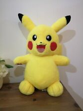 Workshop pokemon pikachu soft toy