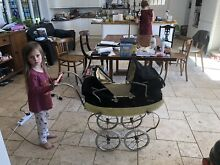 S triang metal doll s pushchair