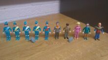 Matchbox action figures full set of