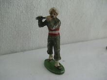 Toy soldier mauritus fife
