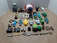 Minecraft action figure toy lot