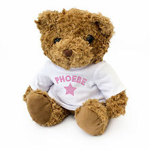 New phoebe cute and cuddly gift