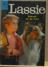 Lassie 5 burglary on the farm good