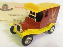 Ford model v cigarettes tabaco