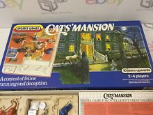 Cat s mansion spear s games 1984