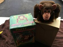 Naughty chimp battery operated