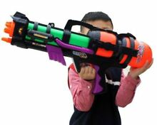 X2 large water gun pump action
