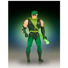 Green arrow figurine dc comics
